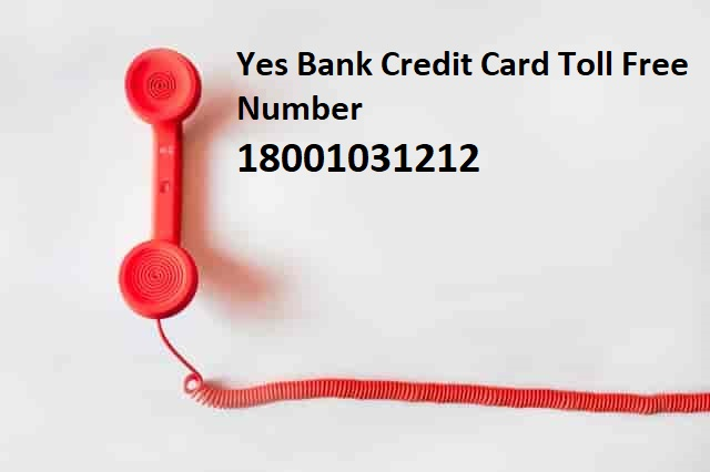 Yes Bank Credit Card Customer Care Number