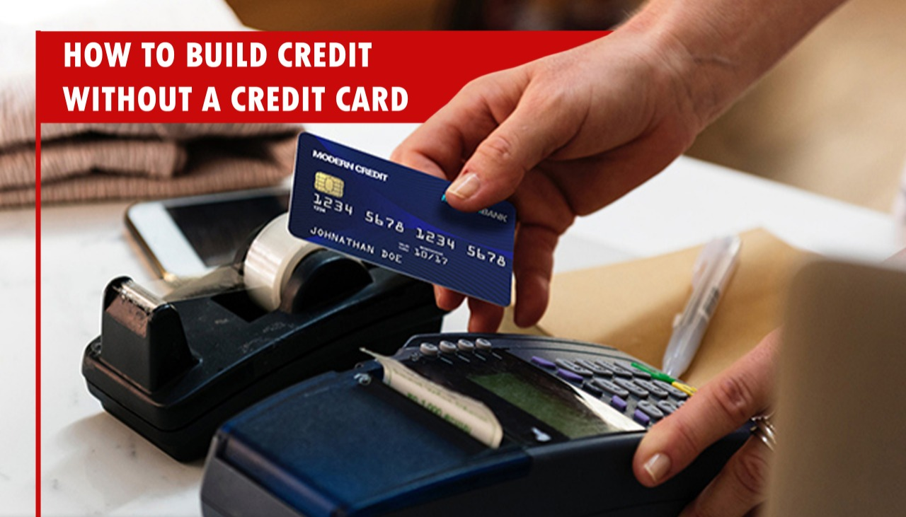 Credit without Credit Card
