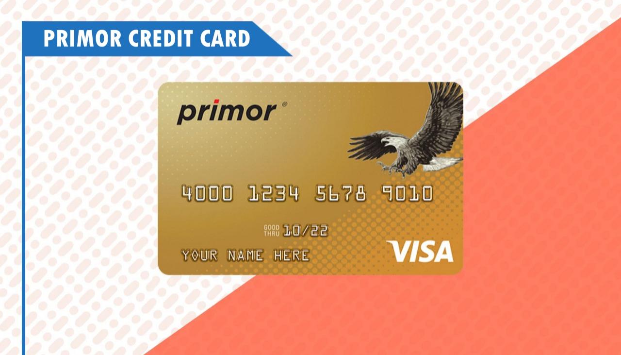 Primor Credit Card