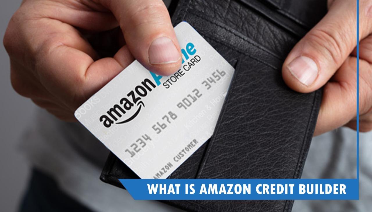 Amazon Credit Builder