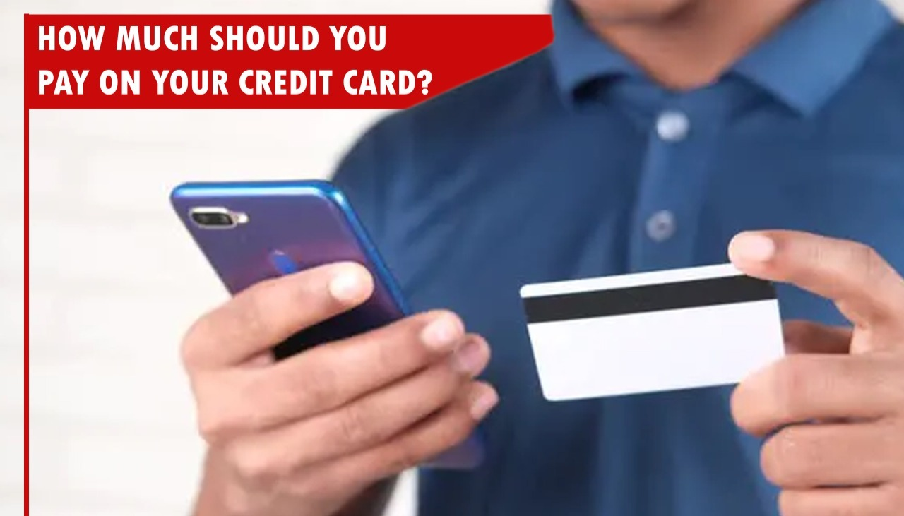 How Much Should You Pay on Your Credit Card